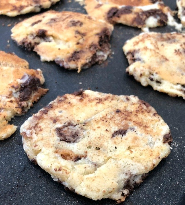 no bake Griddle-Cookies-Flipped