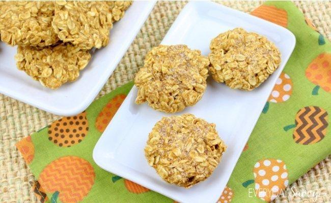 no-bake-pumpkin-cookies