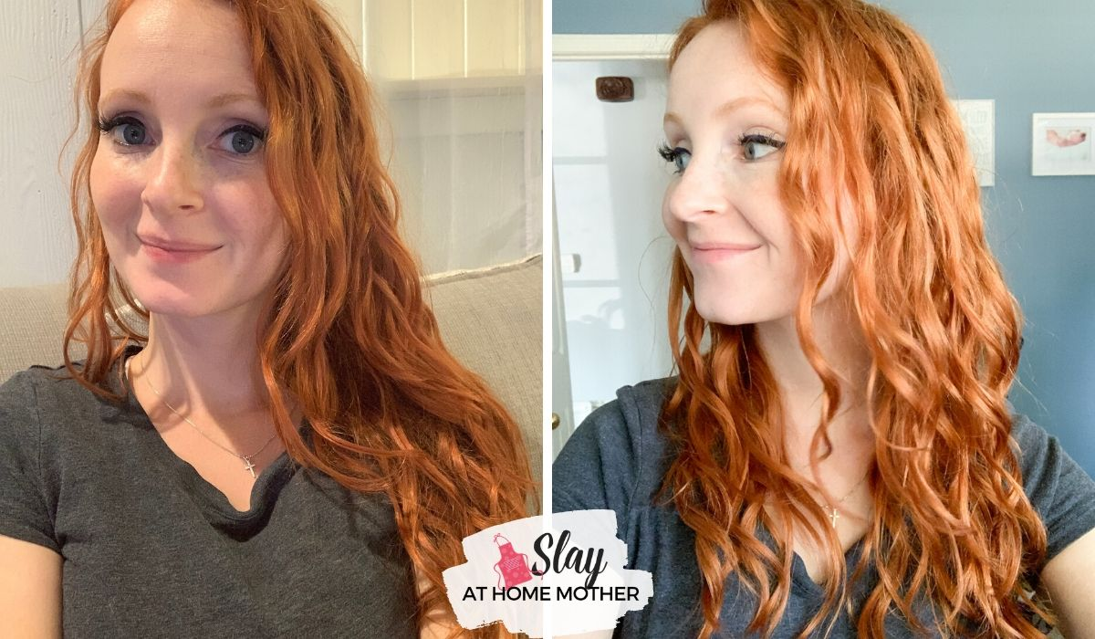 Hair Care Routine For 2b Hair With The Curly Girl Method