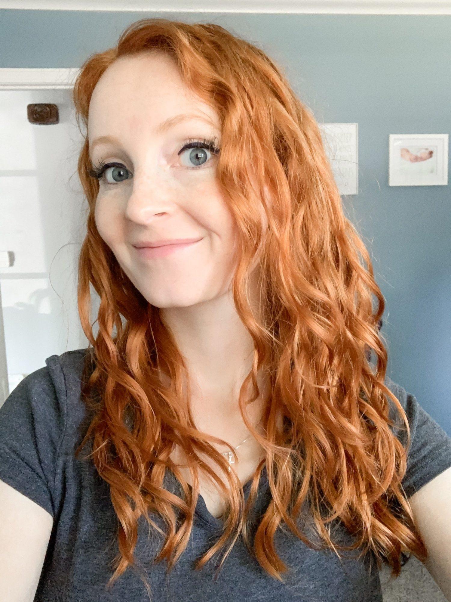 curly girl method steps