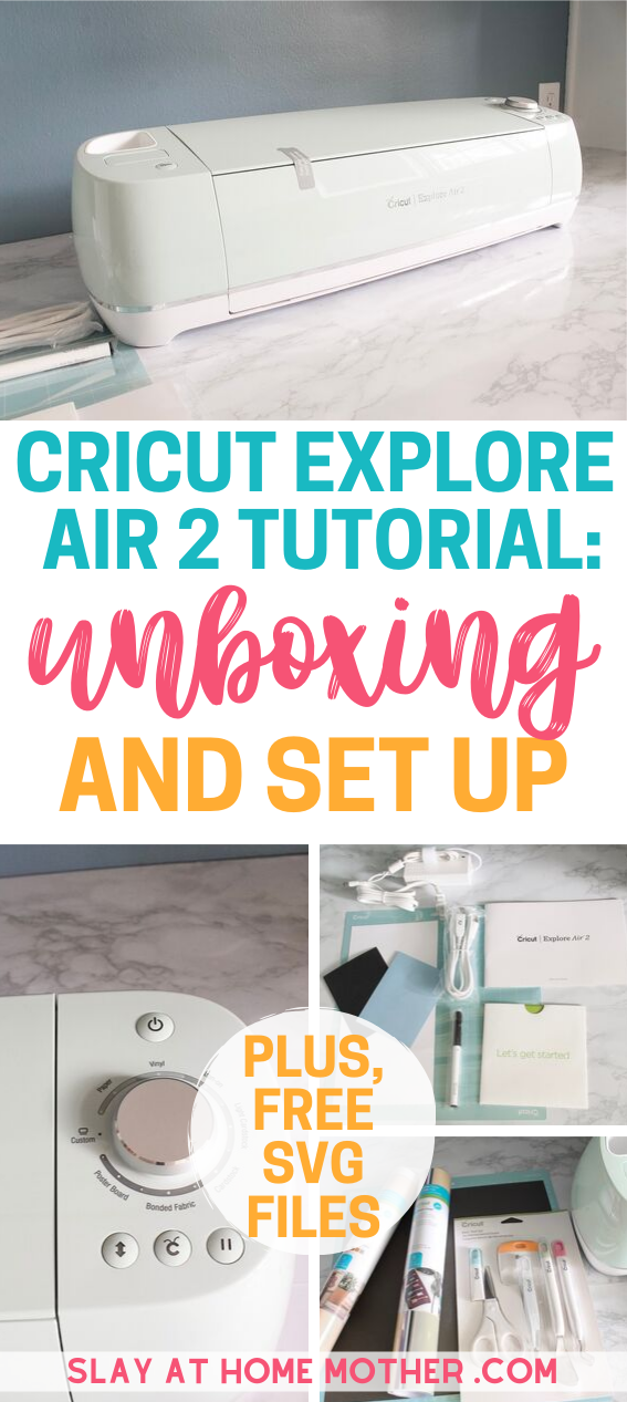 Cricut Explore Air 2 Review How To Use My First Project