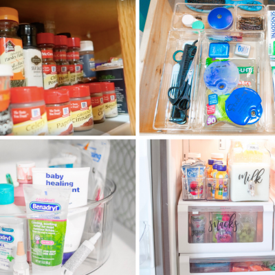 Holiday Organization: 8 Key Spaces To Organize Before The Holidays