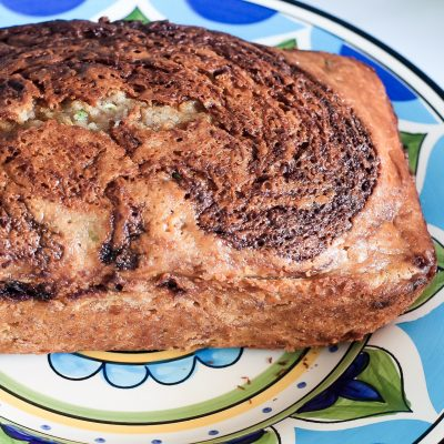 Sweet Zucchini Banana Bread (Great Way To Use Leftover Zucchini!)