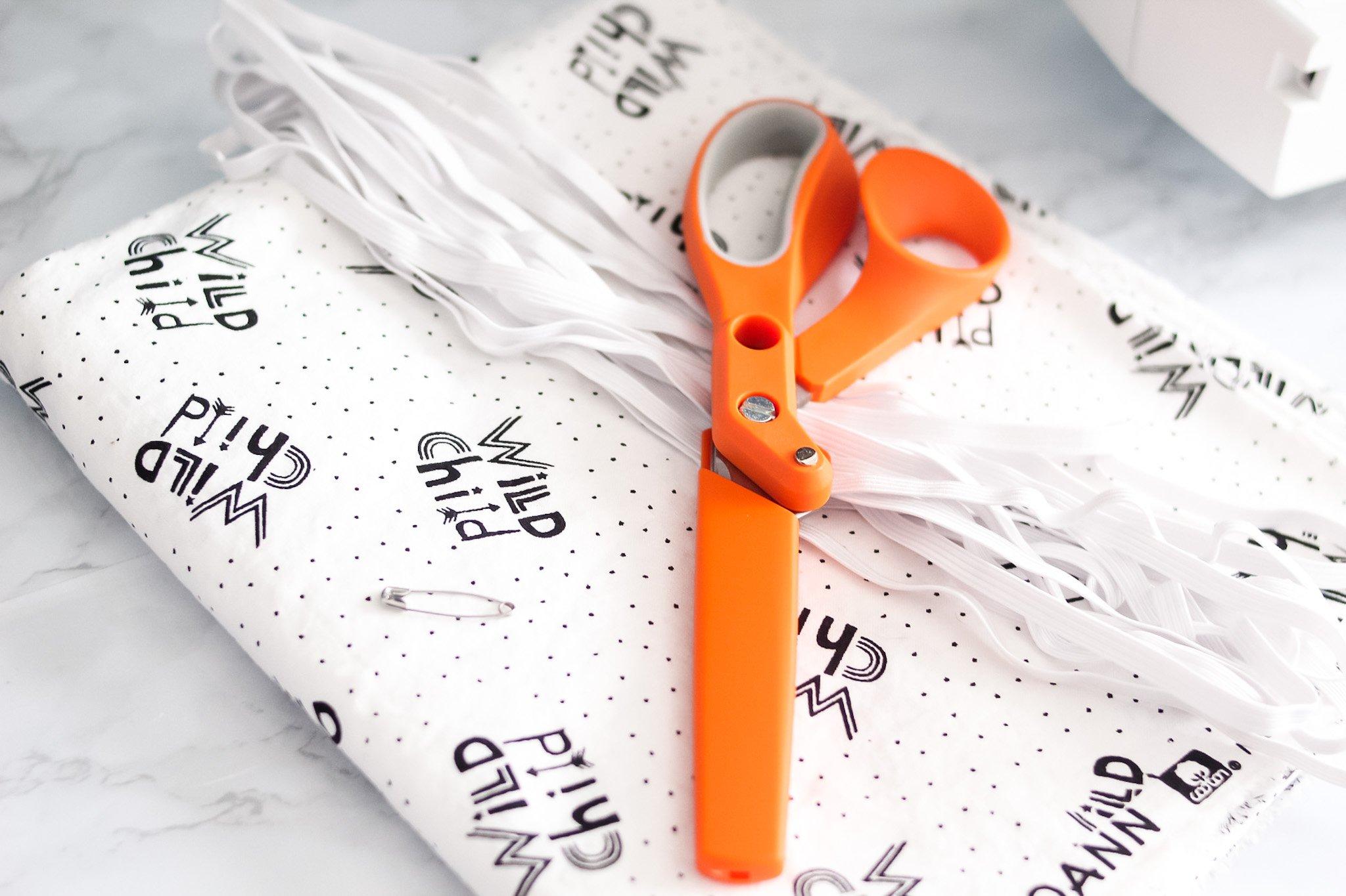 DIY crib sheet materials