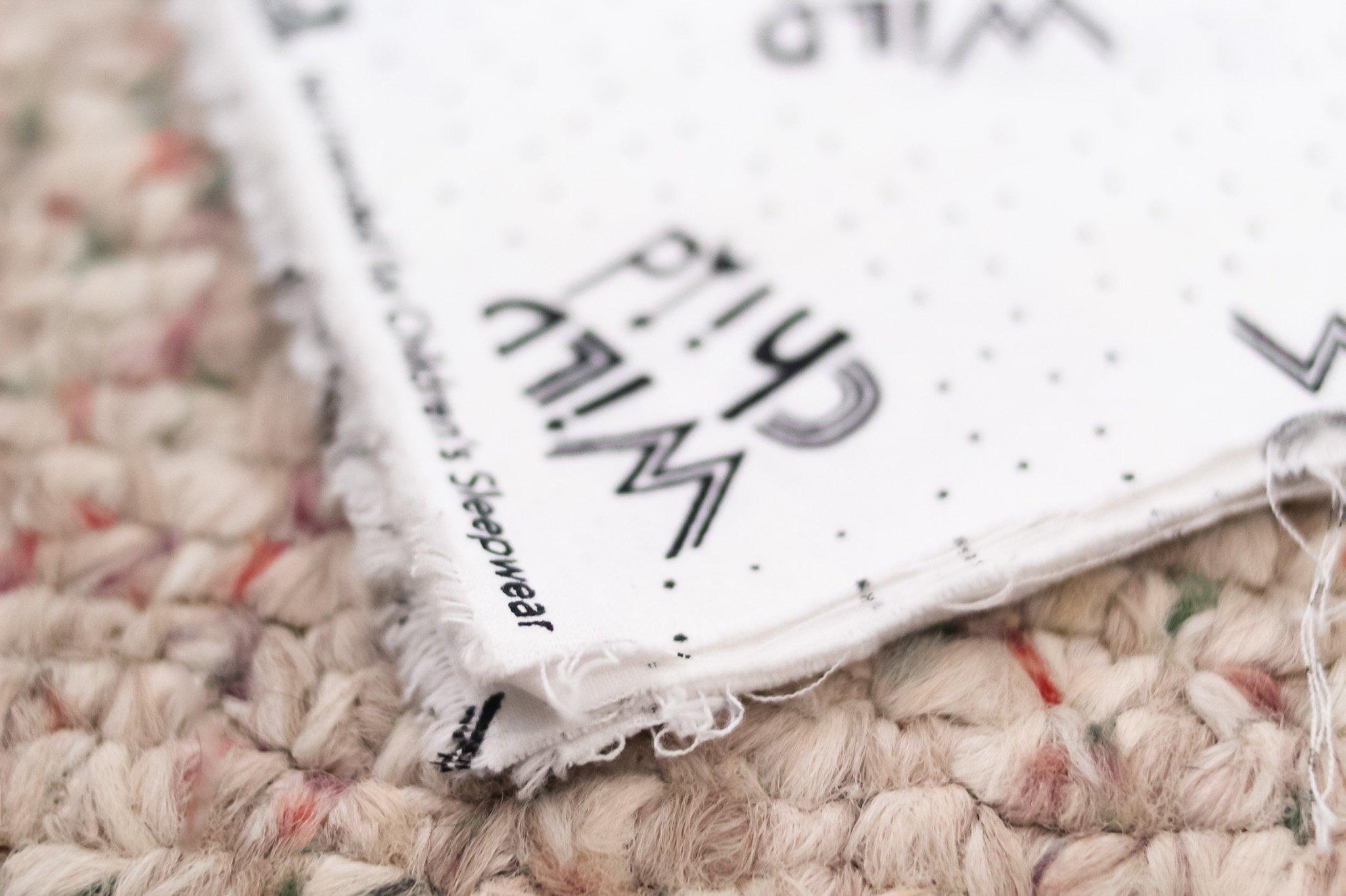 fold crib sheet to cut corners