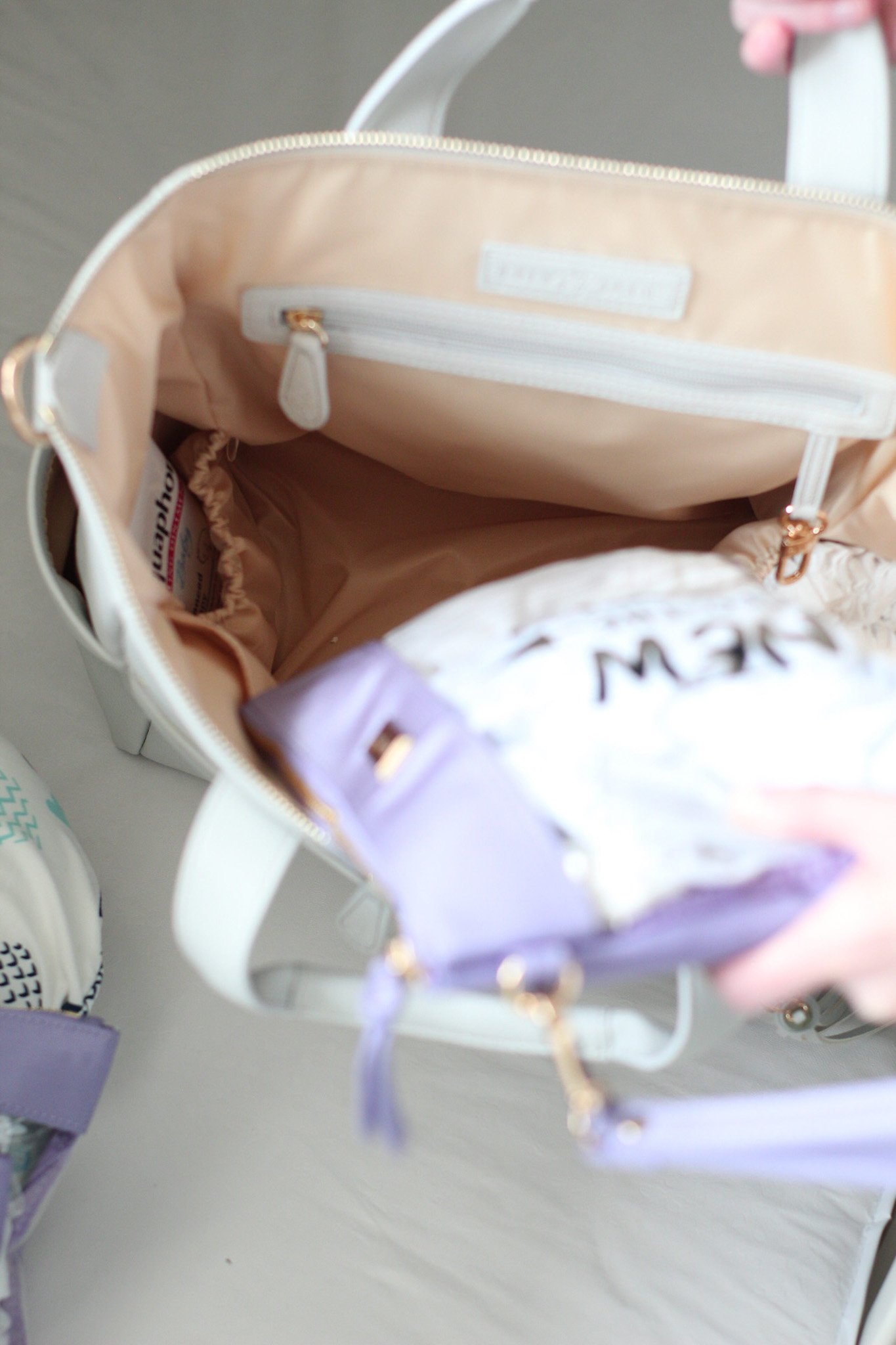 packing hospital bag for scheduled c-section