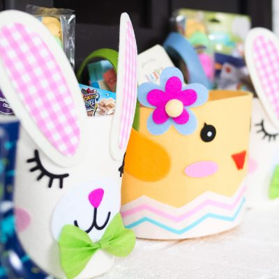 Easter Make-A-Basket with Christmas Tree Shops AndThat!: Kids Easter Basket Ideas