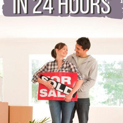 Selling A House Fast: 15 Things That Helped Sell Our House In 24 Hours