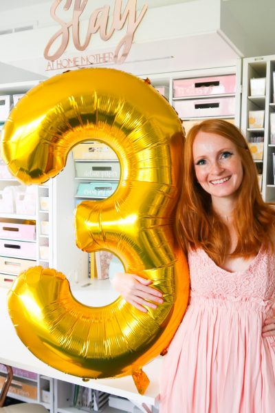 3rd blogging anniversary