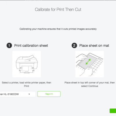 How To Calibrate Your Cricut Machine – A Detailed Screenshot Tutorial