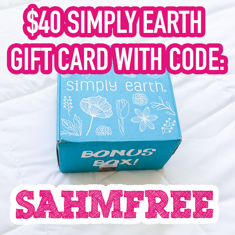 simple earth discount code