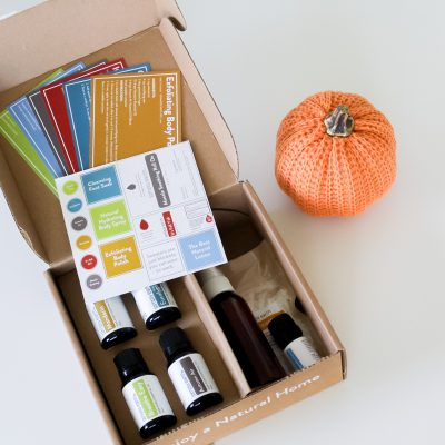 Simply Earth October Box + A GIVEAWAY!
