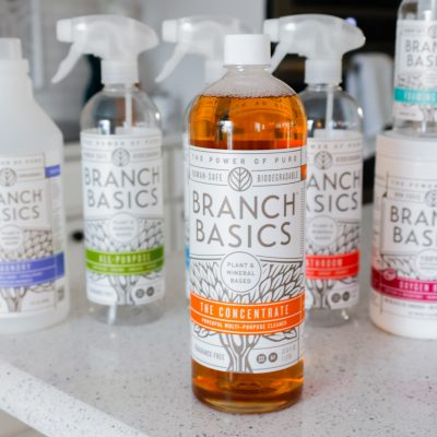 2021 Non-Toxic Cleaning Products Review + Branch Basics Coupon Code