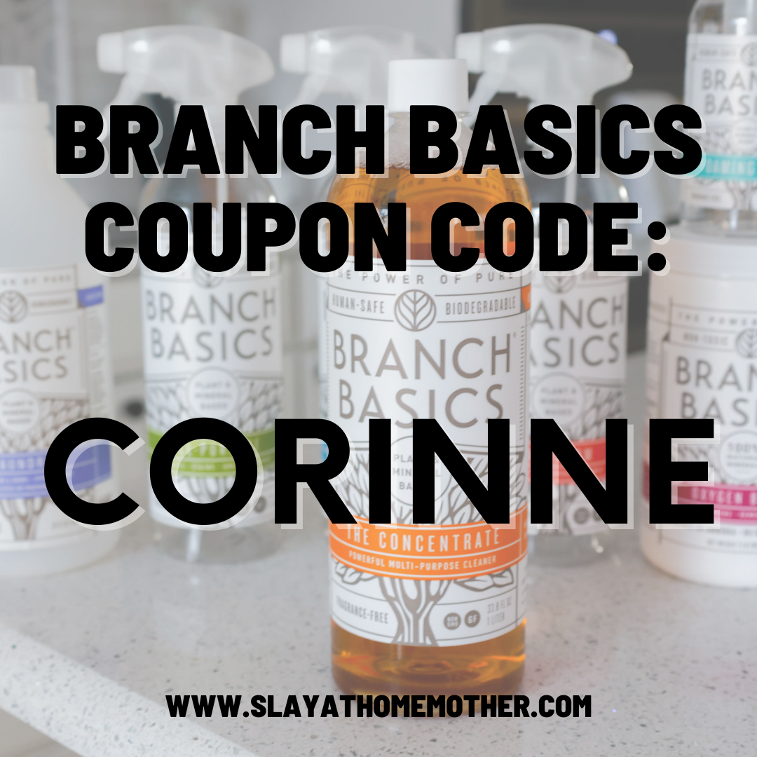 branch basics coupon code image